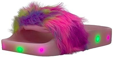 5b16b355af3 Steve Madden Girls  SOFTLITE Slide Sandal
