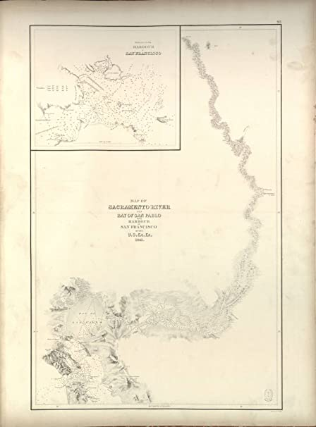 Amazon.com: Historic 1844 Map | Atlas of The Narrative of ... on colorado river on us map, potomac river on us map, sonoma on us map, san joaquin river on us map, shenandoah river on us map, delaware river on us map, cascade range on us map, arkansas river on us map, lake tahoe on us map, santa cruz on us map, central valley on us map, roanoke river on us map, appalachian mountains on us map, rocky mountains on us map, chesapeake bay on us map, los angeles on us map, snake river on us map, gila river on us map, susquehanna river on us map, columbia river on us map,