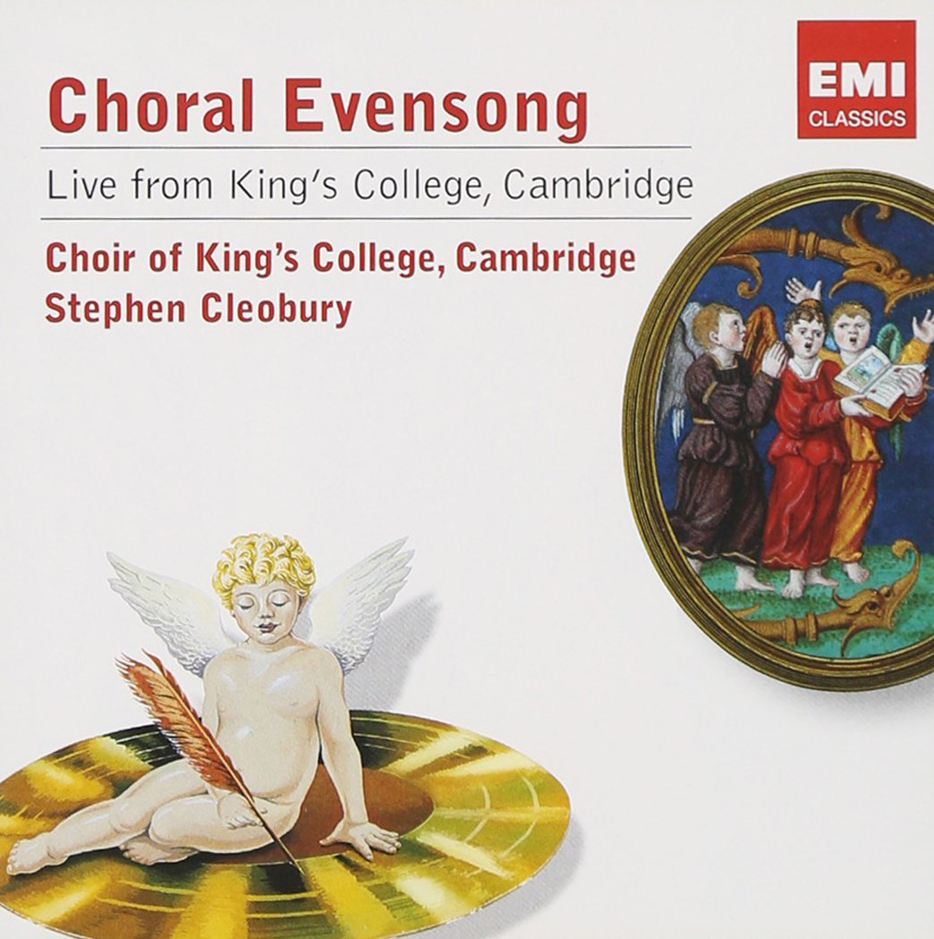 Choral excellence Save money Evensong
