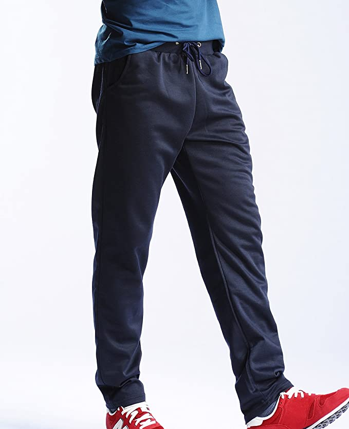 Feibai Mens Joggers Pants Gym Sport Training Casual Outdoor Lounge Trousers