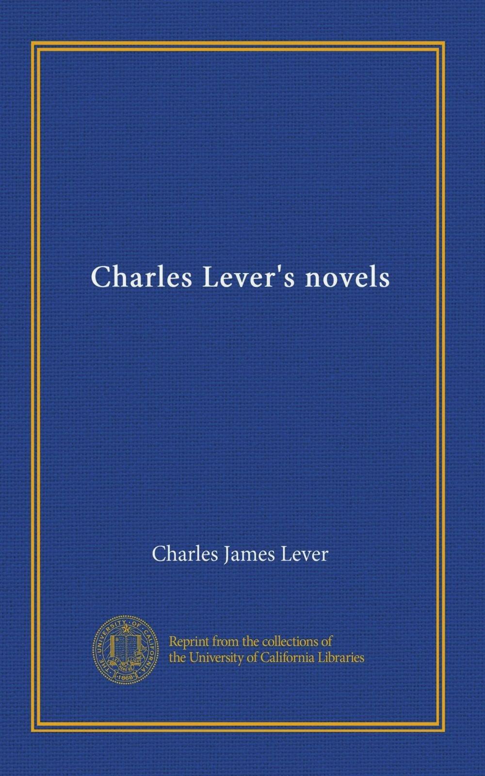 Download Charles Lever's novels (v.08) pdf epub