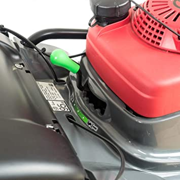 Desconocido cortacésped Honda HRX 476C VY con función de ...