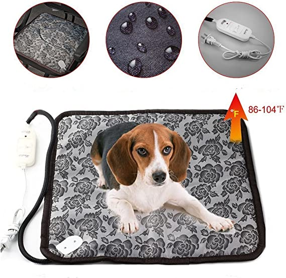 Amazon.com: Calentador alfombrilla de calor de mascota ...