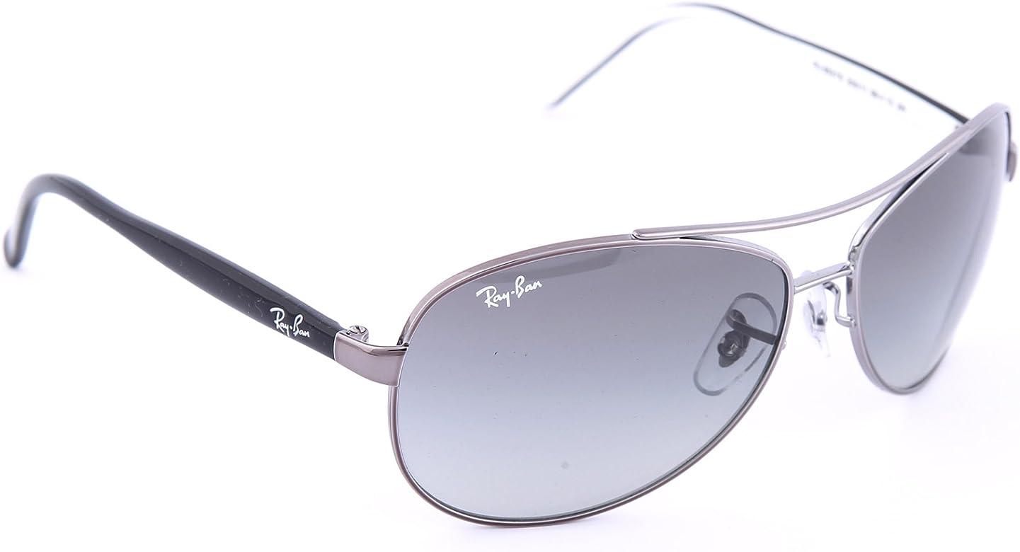 Ray-Ban Gafas de sol JUNIOR MOD. 9527S SOLE200/11 gris: Amazon.es: Zapatos y complementos