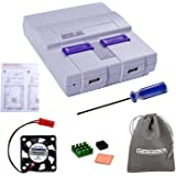 Retroflag SUPERPI CASE UCase NESPI CASE SNES Case with Functional Power Button and Reset Button, with Raspberry Pi…