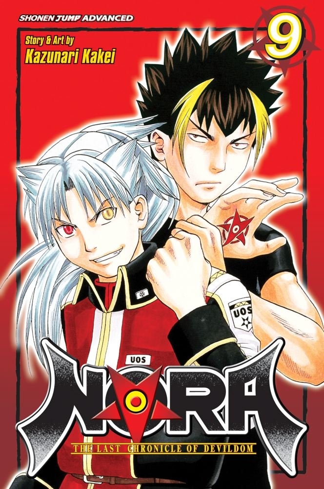 Download Nora: The Last Chronicle of Devildom, Vol. 9: The Release pdf