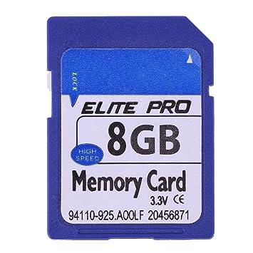 ForU-1 - Tarjeta de Memoria para cámara de Fotos (Clase 6, 8 ...