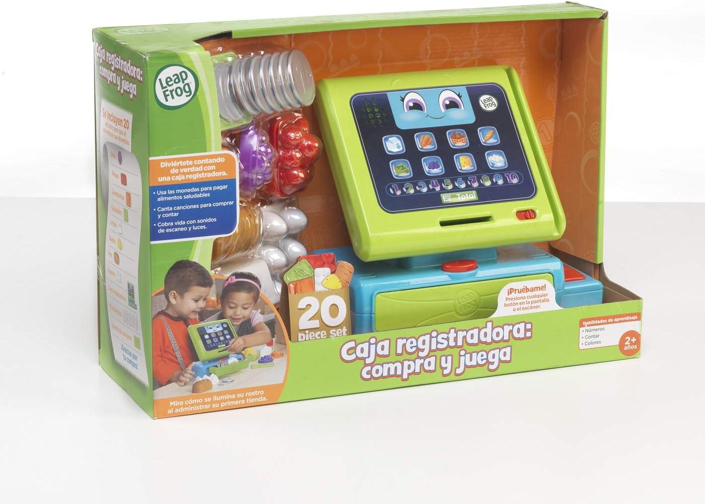 Leap Frog- Disney Caja registradora, Miscelanea (Cefa Toys 00677 ...
