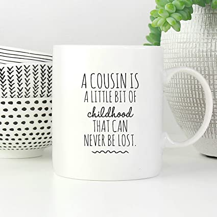 Cousin Gifts Gift Mug Quote For Men Birthday
