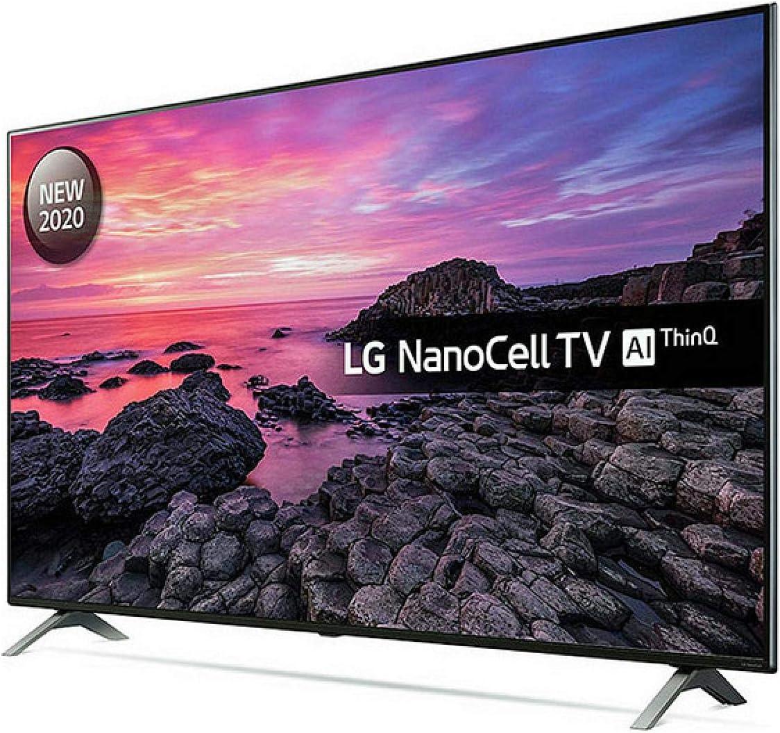 TV LED 55 LG Nanocell 55NANO906 IA 4K UHD HDR Smart TV Full Array - TV LED - Los mejores precios: BLOCK: Amazon.es: Electrónica