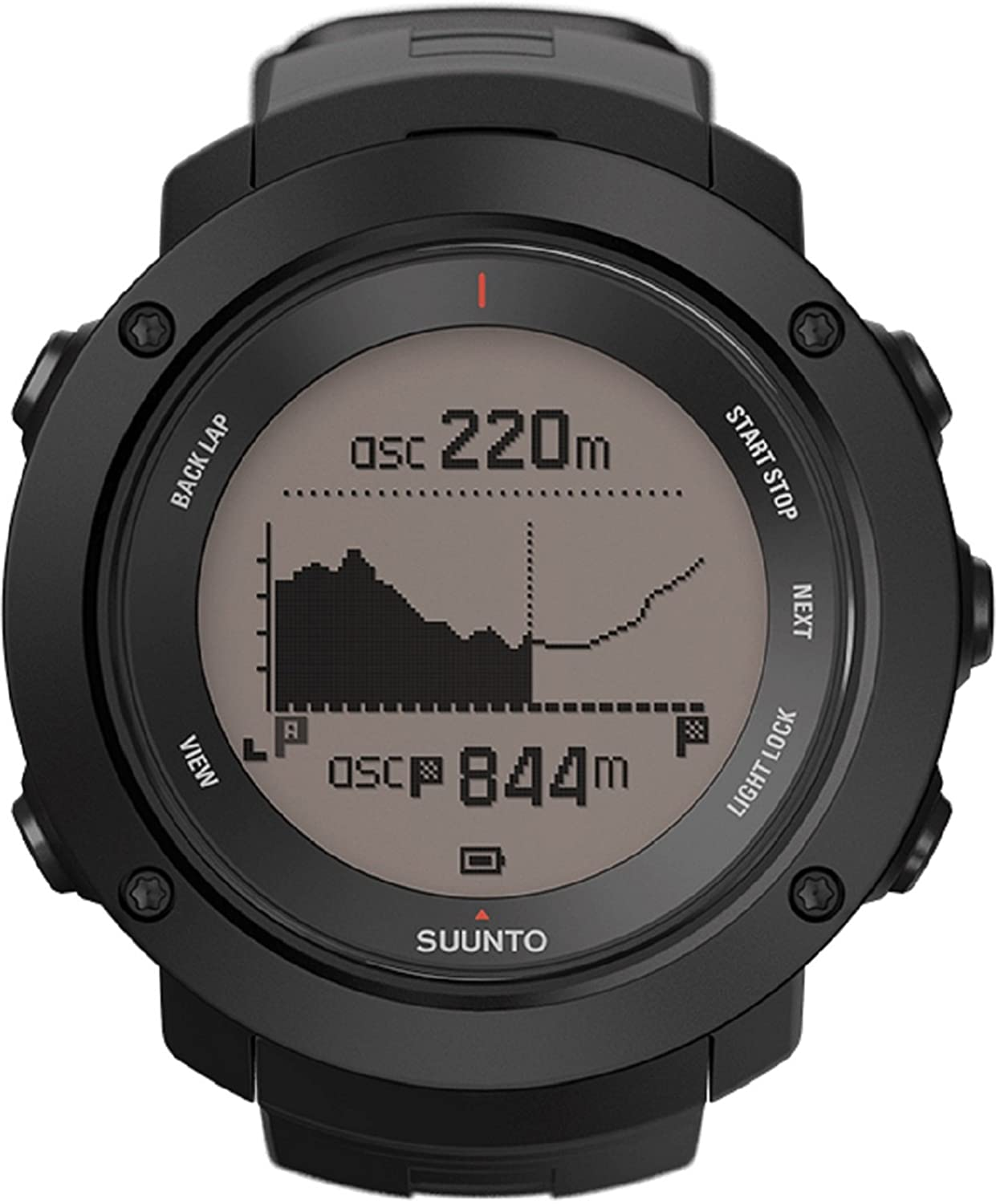 Amazon.com : Suunto Ambit3 Vertical Black Run Watch - AW16 - One - Black : Sports & Outdoors