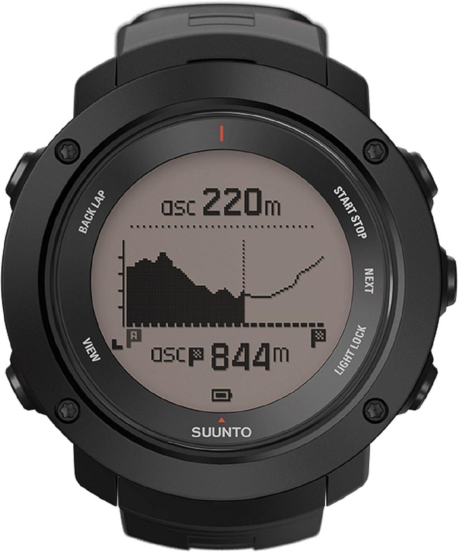 Amazon.com : Suunto Ambit3 Vertical Black Run Watch - AW16 - One - Black : Sports & Outdoors