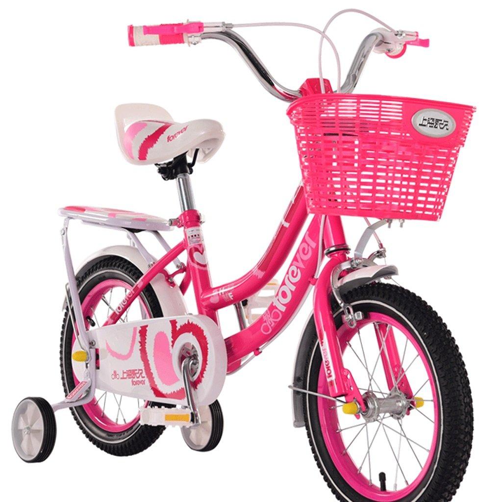 子供の自転車ベビーバイク2-10歳の男の子と女の子自転車ベビーカーのマウンテンバイク (色 : C, サイズ さいず : 16 inches) B07D5W76PY 16 inches C C 16 inches