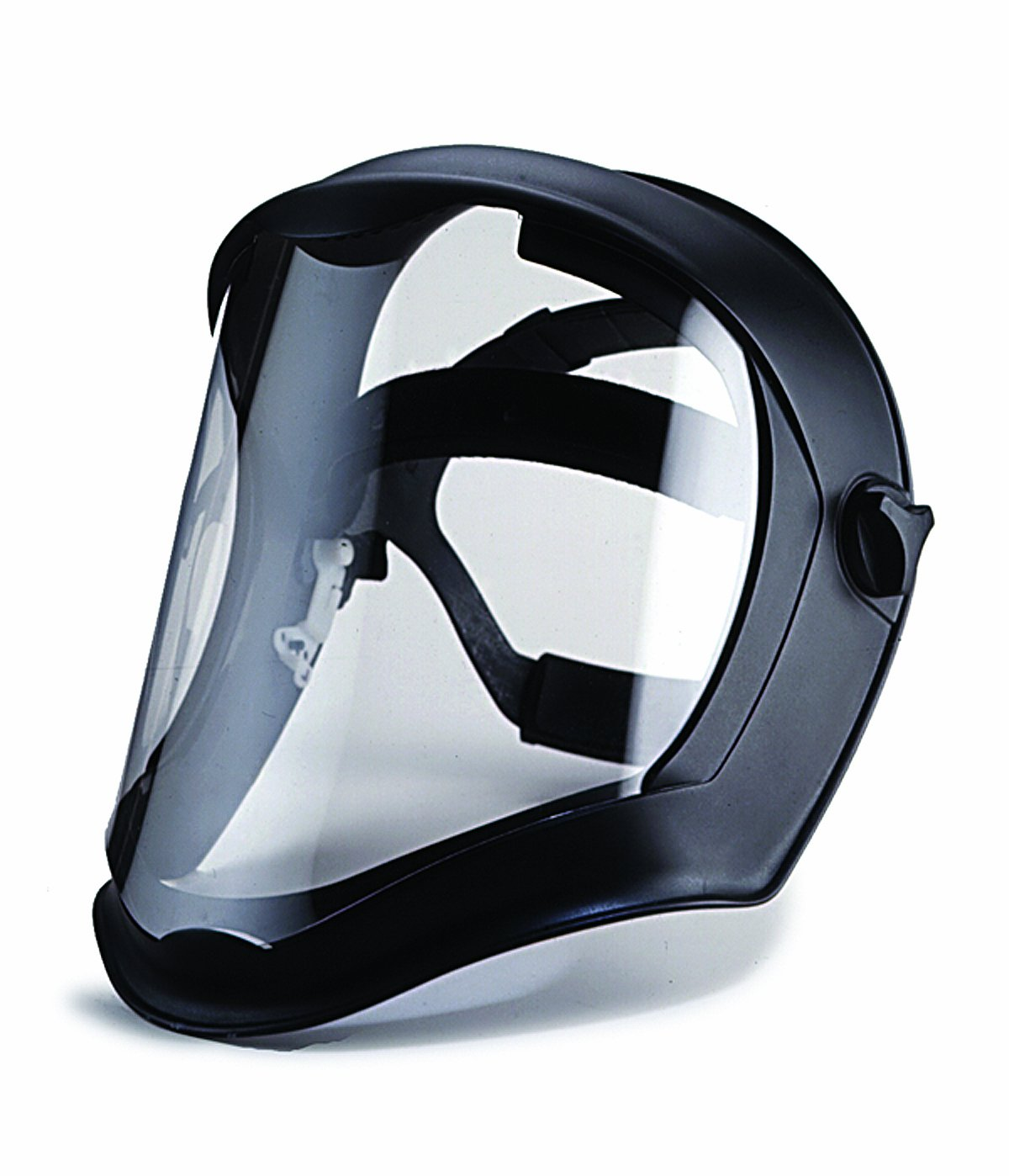Uvex Bionic Face Shield with Clear Polycarbonate Visor and Anti ...