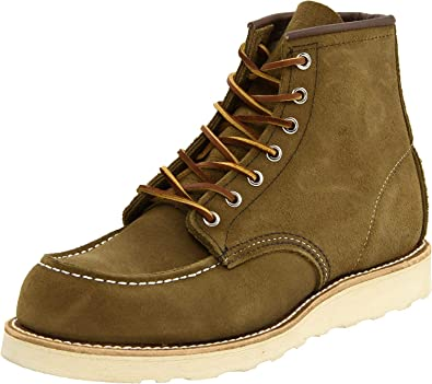 red wing moc toe boots sale
