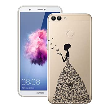 coque huawei p smart one piece