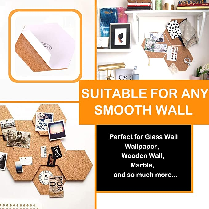 Amazon.com: Moi Doi Decoración de pared, tablero de anuncios ...