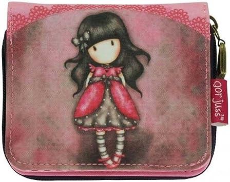 SANTORO - Monedero 483gj01 gorjuss Rosa: Amazon.es: Juguetes y juegos