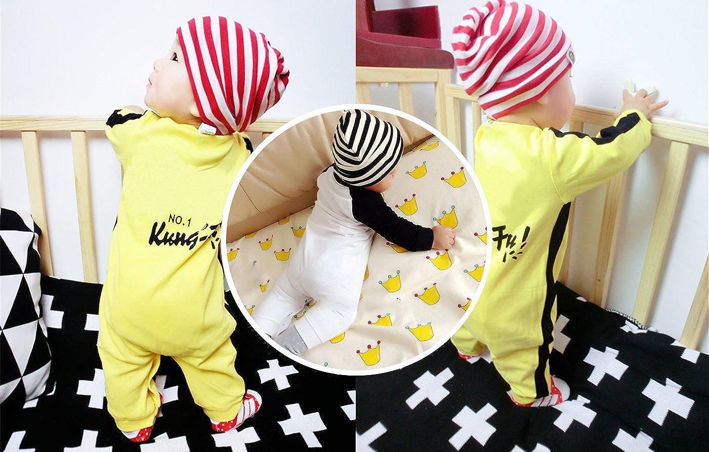 YJ-WAN Toddler Baby Beanie Infant Kids Children Soft Hat Cute Lovely Knit Cap