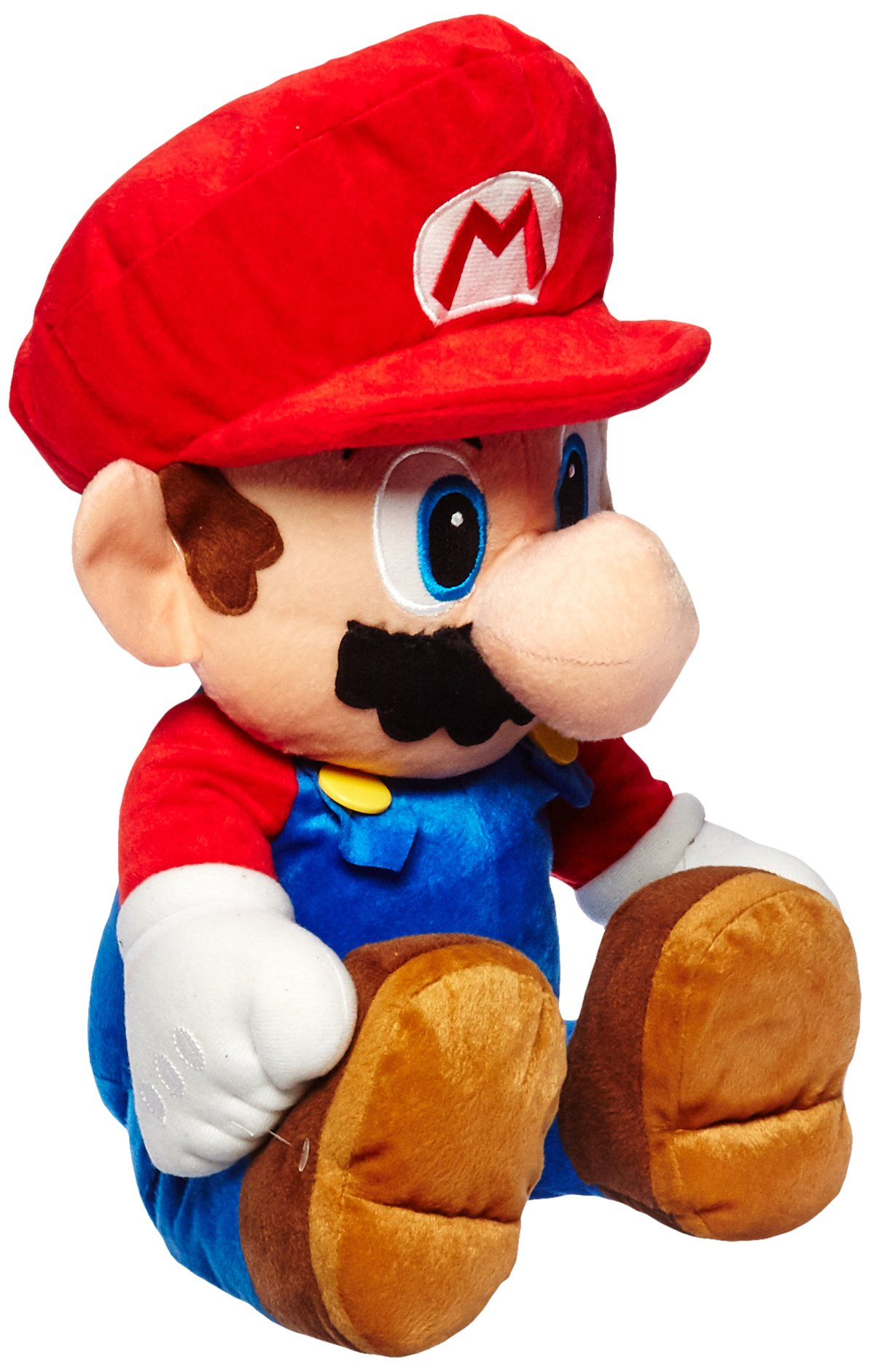 Nintendo Mario The Real Thing Cuddle Pillow by Nintendo