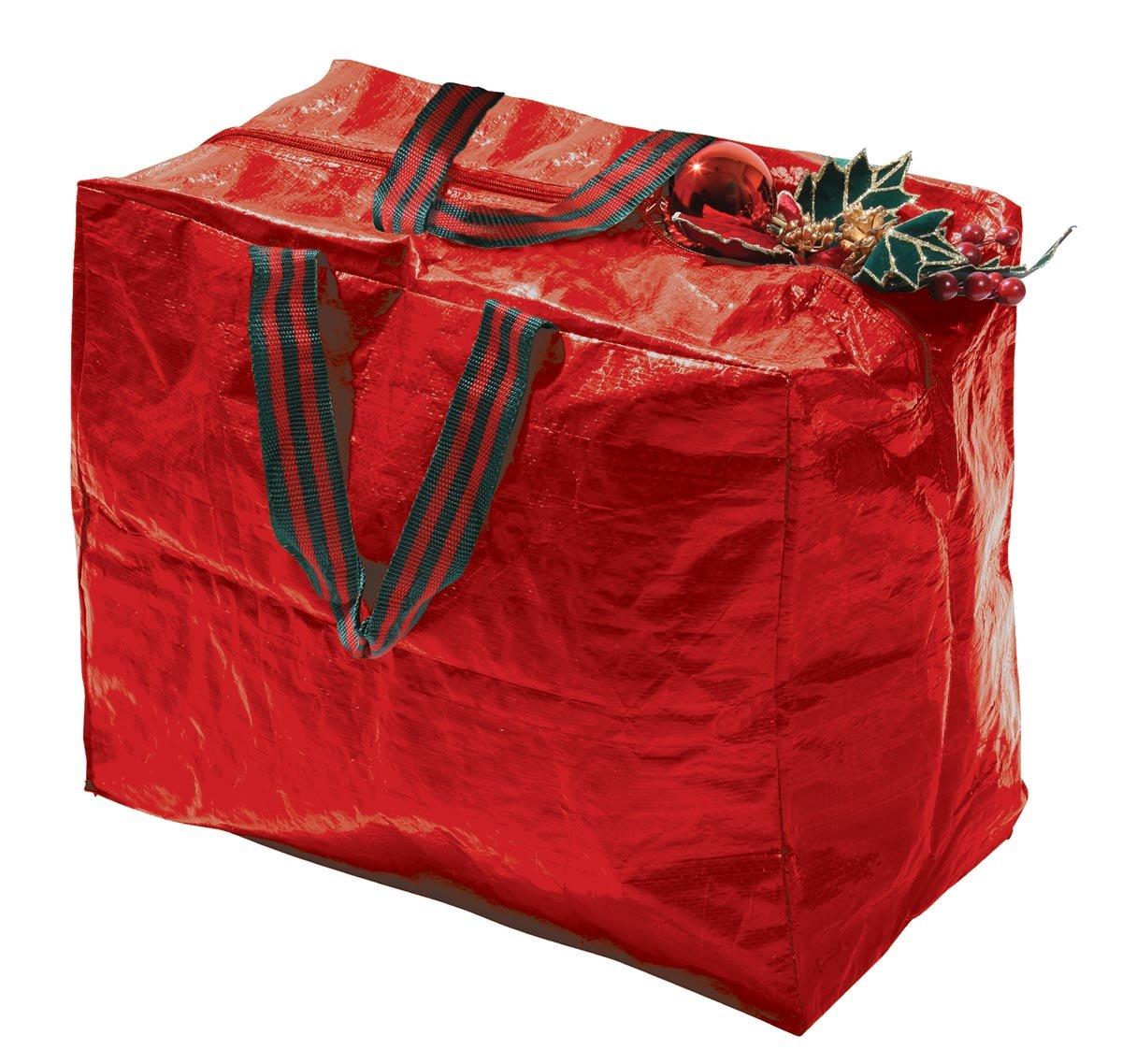Christmas Decorations Storage Bag Worth Gardening by Garland