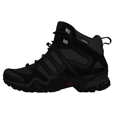 adidas Fast X High GTX W, Chaussures de Randonnée Basses Femme, Gris (Griosc/Negbas/Grivis), 42 EU
