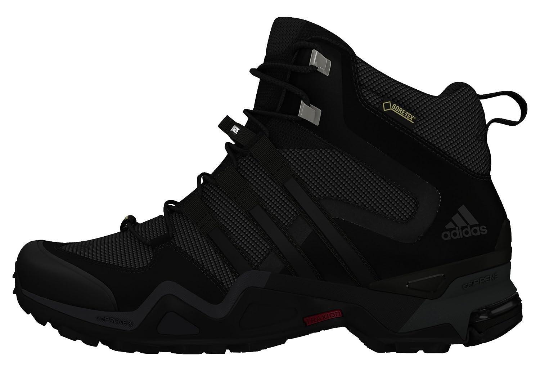 Adidas Damen rapido schwarz, x alto GTX W zapatillas, schwarz, rapido 40 EUadidas 192e99