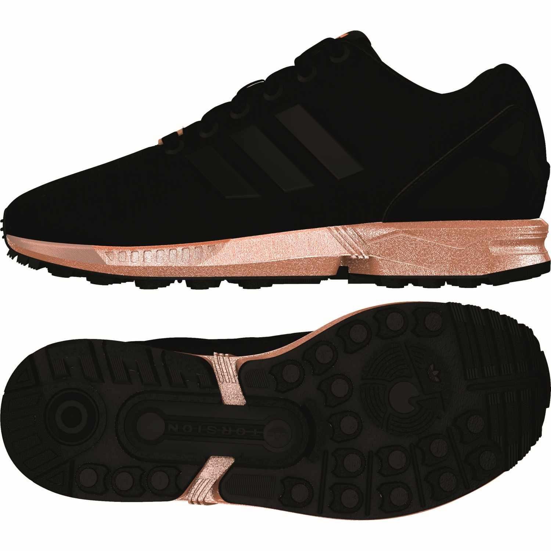 4daf8cf7b adidas Women s ZX Flux Running Shoes