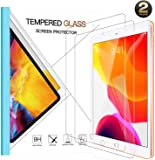 [2 Pack] Benazcap Screen Protector for New iPad 10.2-inch 2020/2019 (8th/7th Generation), iPad Pencil Compatible/Anti…