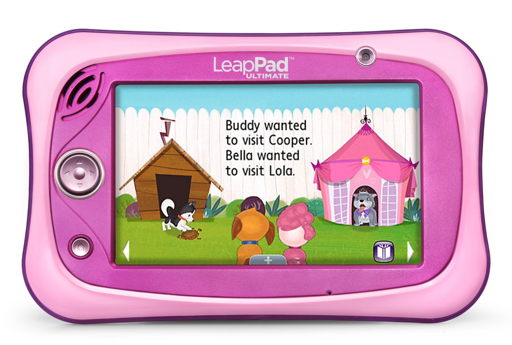 LeapFrog LeapPad Ultimate, Pink by LeapFrog (Image #4)