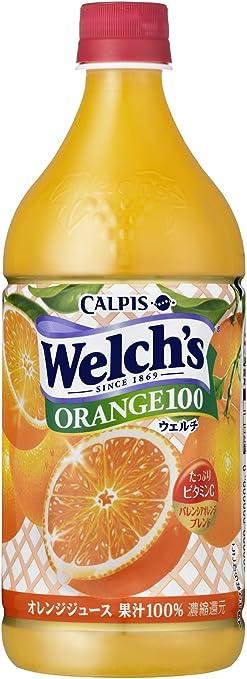Welch's(ウェルチ) オレンジ 800g 1ケース 8本 [その他]