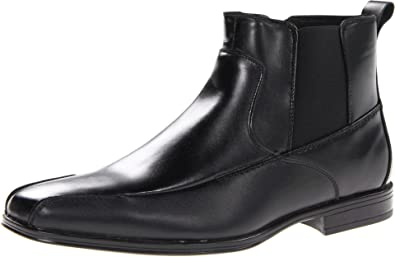 Stacy Adams Men's Manford Boot,Black,8 ...