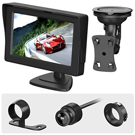 Cool Amazon Com Backup Camera And Monitor Wiring System Kit For Car Wiring Cloud Xeiraioscosaoduqqnet