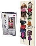 Rangement pour sac à main tissu pour armoire porte 14 sacs: Amazon.fr: Cuisine & Maison