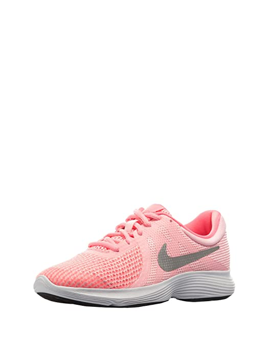 638b6ea924f Nike Women s Revolution 4 (Gs) Trail Running Shoes Pink  Amazon.co.uk   Shoes   Bags