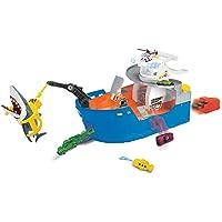Dickie Toys 203779001 Shark Attack-Barco de Rescate