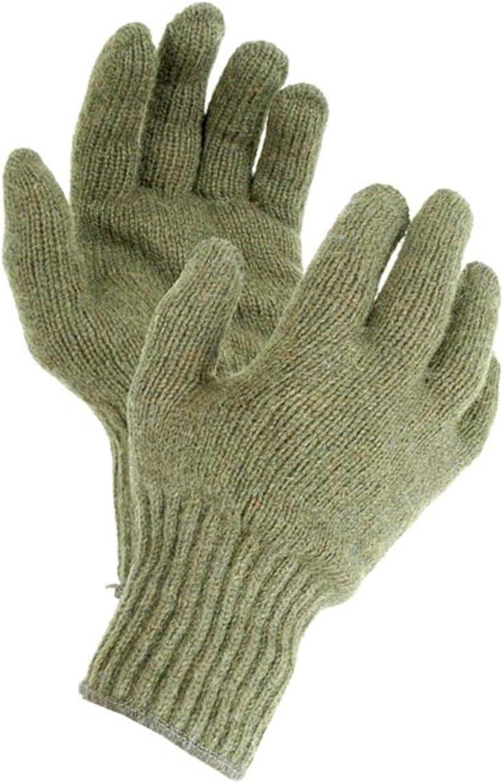 Genuine GI Glove Liners Wool//Nylon Blend Made in USA