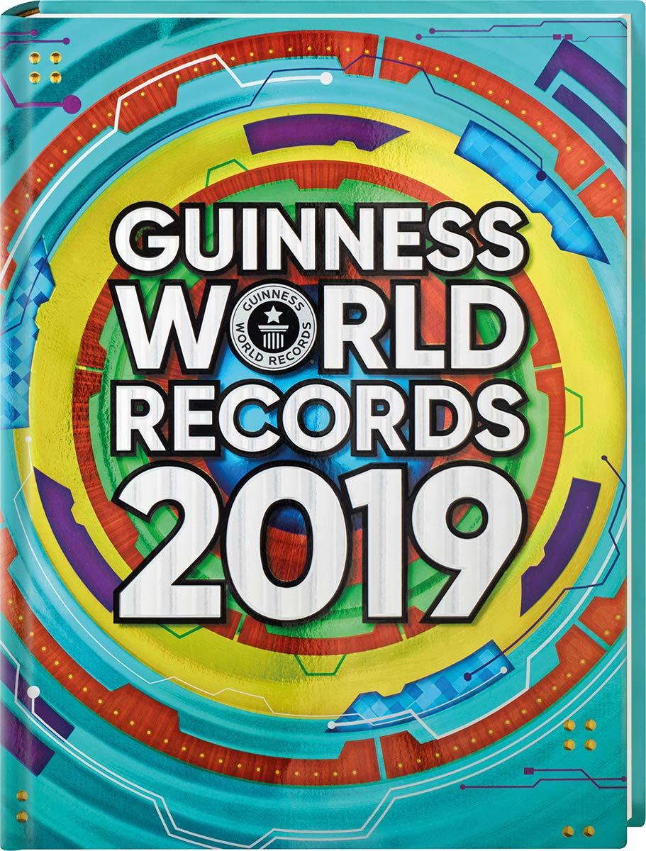 Guinness World Records 2019 Gebundenes Buch – 6. September 2018 Guinness World Records Ltd. Ravensburger Buchverlag 347355460X Welt