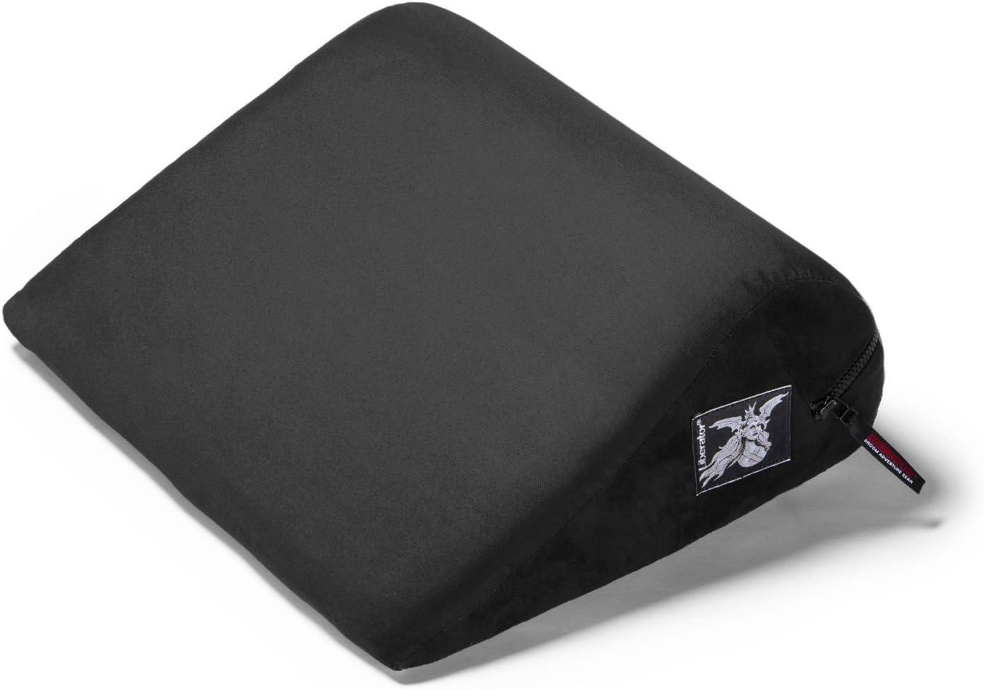 Liberator Jaz Original Wedge Pillow, Black