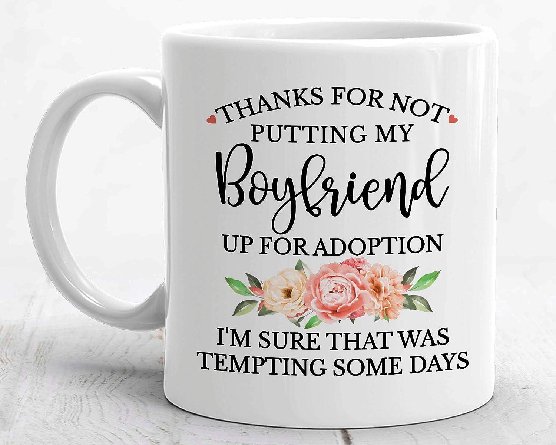 Gift for Boyfriend/'s Mom Boyfriend/'s Mom Gift Mother/'s Day Gift for Boyfriends Mom To My Boyfriends Mom Gift