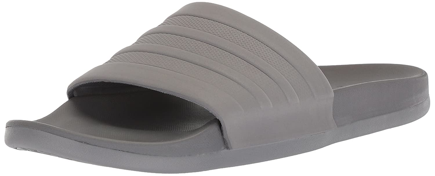 f01e9bed adidas Men's Adilette Cloudfoam+ Slide Sandal