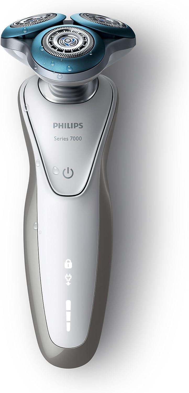 Philips S7530/50 - Afeitadora eléctrica, uso en seco y húmedo, con ...