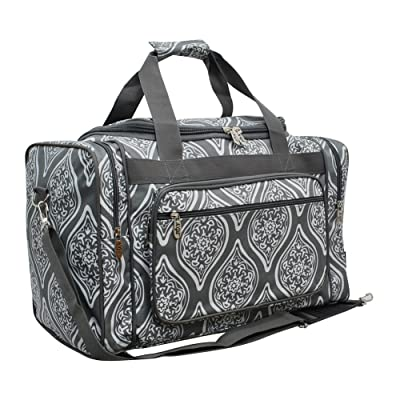 009beaef0a3c NGIL Marquise in Bloom Canvas Carry on 20