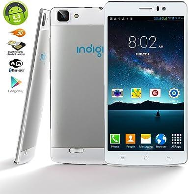 Indigi® V19 SIM Free 3G Smartphone Pantalla táctil de 5,5 Pulgadas ...