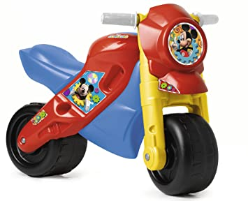 FEBER Moto 2 diseño Mickey Mouse clubhouse Famosa 800008370
