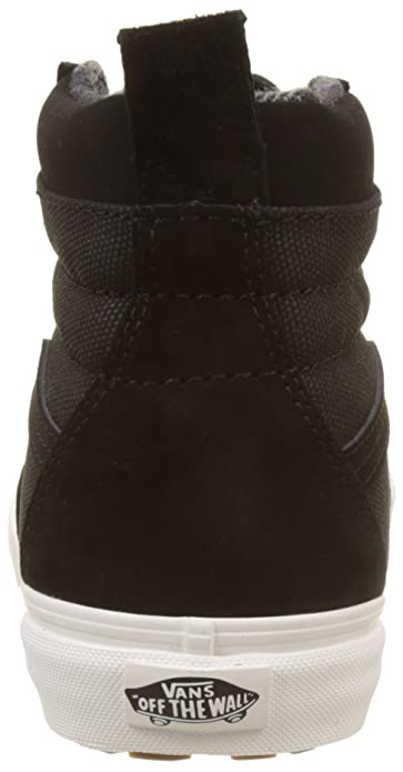 Amazon.com | Vans Mens Sk8 Hi 46 MTE DX Skate Shoes (8 D(M) US, Black) | Shoes