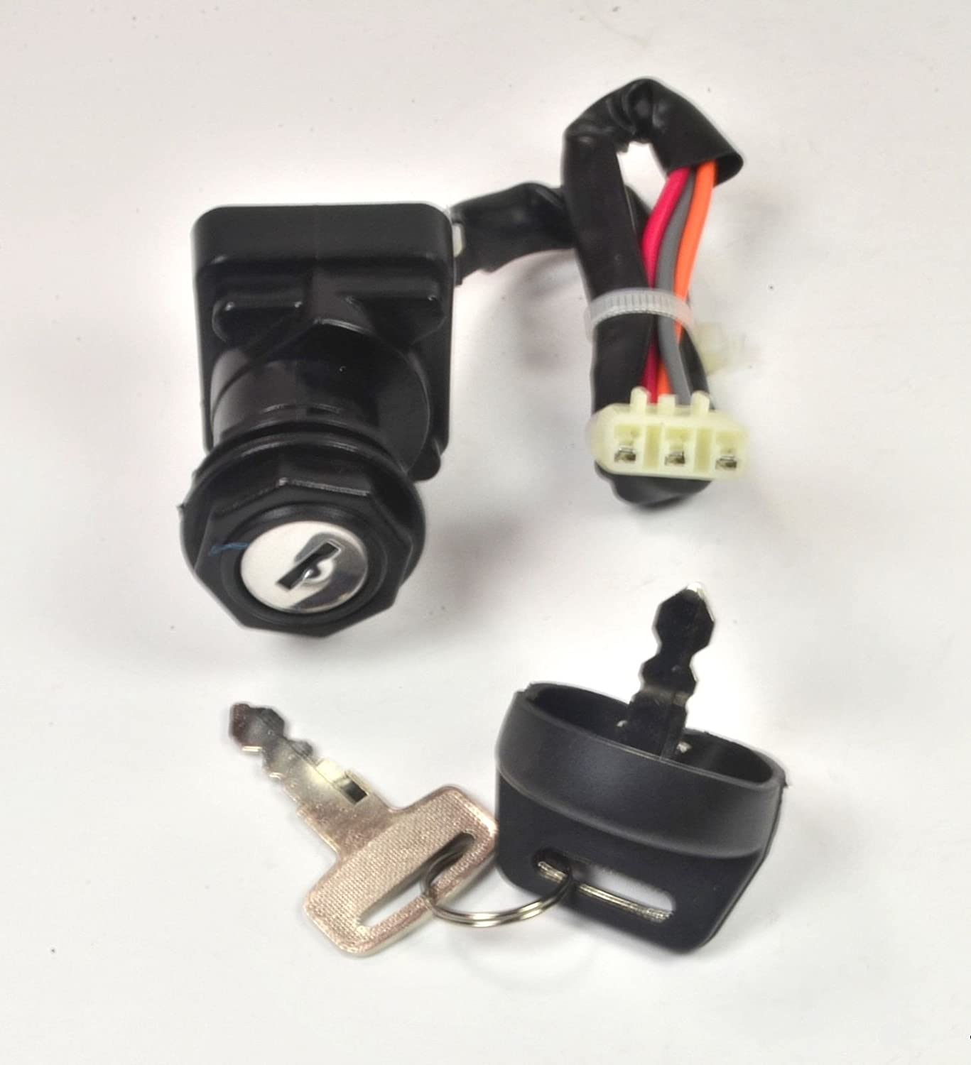 Ignition Key Switch For Arctic Cat 400 500 TBX TRV Auto Manual 2003 2004 2005