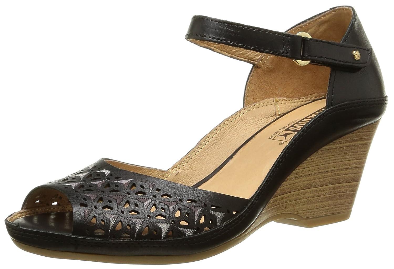 Pikolinos Womens Capri Wedge Sandal B0156CZQQ4 42 M EU / 11.5-12 B(M) US Black