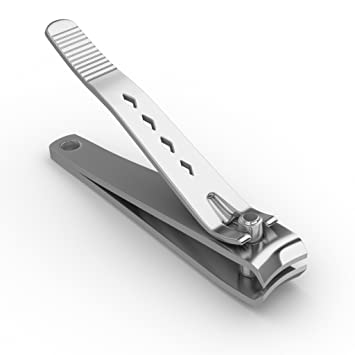 Amazon.com : Best Nail Clipper - Large And Sharp For Cutting Both ...