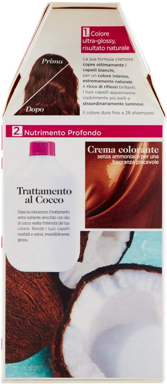 LOréal Paris Casting Creme Gloss - Tinte para el pelo, sin amoniaco, aroma agradable, 513, castaño iced-Choco, 1 unidad